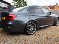 BMW M3 3.0 BiTurbo Competition DCT (s/s) 4dr 17