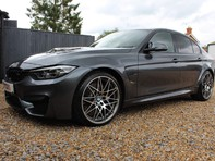 BMW M3 3.0 BiTurbo Competition DCT (s/s) 4dr 19
