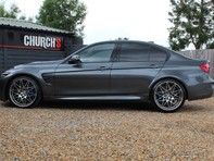 BMW M3 3.0 BiTurbo Competition DCT (s/s) 4dr 20