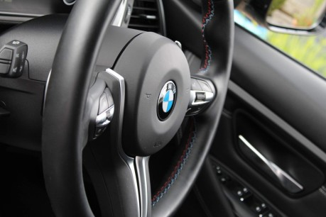 BMW M3 3.0 BiTurbo Competition DCT (s/s) 4dr 21