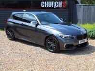 BMW 1 Series 3.0 M140i Shadow Edition Sports Hatch Auto (s/s) 3dr 14