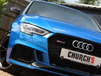 Audi RS3 RS 3 QUATTRO 4
