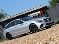 Mercedes-Benz C Class AMG C 43 4MATIC PREMIUM PLUS