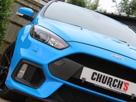 Ford Focus RS 4