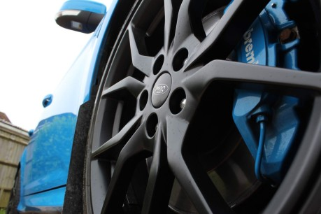 Ford Focus RS 5