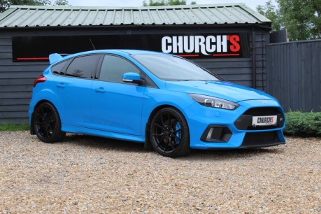 Ford Focus RS 9