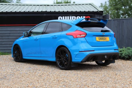 Ford Focus RS 10
