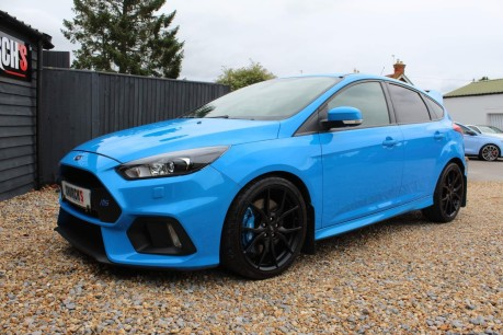 Ford Focus RS 18