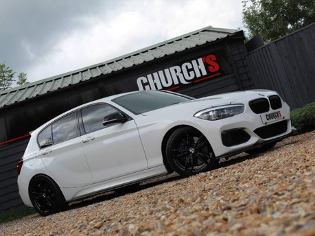 BMW 1 Series 3.0 M140i Shadow Edition Sports Hatch Auto (s/s) 5dr