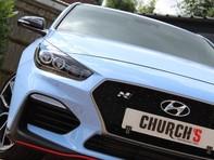 Hyundai I30 2.0 T-GDi N Performance (s/s) 5dr 4