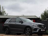 Mercedes-Benz Gle GLE 350 D 4MATIC AMG NIGHT EDITION PREMIUM PLUS 7