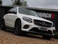 Mercedes-Benz GLC AMG GLC 43 4MATIC PREMIUM PLUS 13