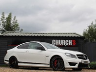 Mercedes-Benz C Class 6.3 C63 AMG Edition 507 MCT 4dr 2
