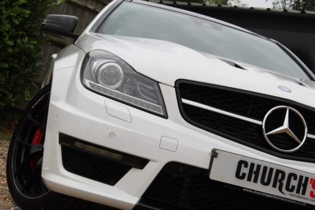 Mercedes-Benz C Class 6.3 C63 AMG Edition 507 MCT 4dr 4