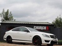 Mercedes-Benz C Class 6.3 C63 AMG Edition 507 MCT 4dr 7