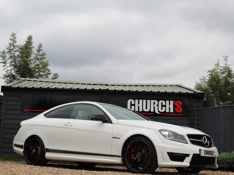 Mercedes-Benz C Class 6.3 C63 AMG Edition 507 MCT 4dr