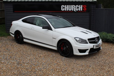 Mercedes-Benz C Class 6.3 C63 AMG Edition 507 MCT 4dr 9