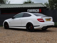 Mercedes-Benz C Class 6.3 C63 AMG Edition 507 MCT 4dr 10