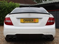 Mercedes-Benz C Class 6.3 C63 AMG Edition 507 MCT 4dr 11