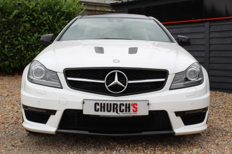 Mercedes-Benz C Class 6.3 C63 AMG Edition 507 MCT 4dr 13