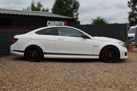 Mercedes-Benz C Class 6.3 C63 AMG Edition 507 MCT 4dr 14