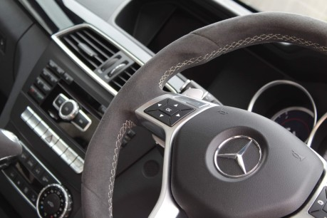 Mercedes-Benz C Class 6.3 C63 AMG Edition 507 MCT 4dr 16