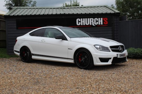 Mercedes-Benz C Class 6.3 C63 AMG Edition 507 MCT 4dr 17