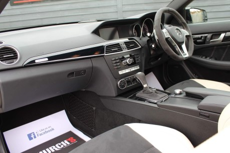 Mercedes-Benz C Class 6.3 C63 AMG Edition 507 MCT 4dr 18