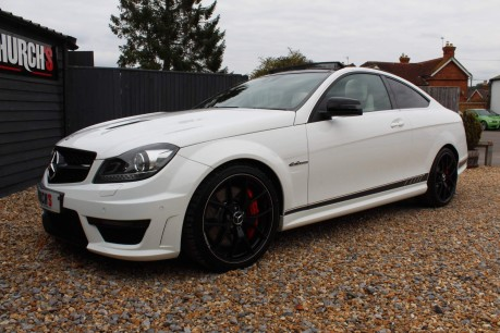 Mercedes-Benz C Class 6.3 C63 AMG Edition 507 MCT 4dr 19