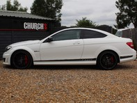 Mercedes-Benz C Class 6.3 C63 AMG Edition 507 MCT 4dr 20