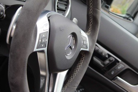 Mercedes-Benz C Class 6.3 C63 AMG Edition 507 MCT 4dr 21