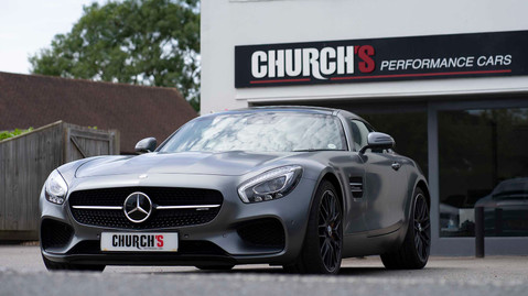 Welcome to Church's Performance Cars
