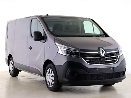 Renault Trafic Business+