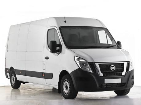 Nissan NV400 2.3 dci 135ps L3H2 Acenta Van