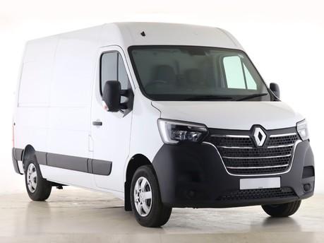Renault Master MM35dCi 135 Business+ Medium Roof Van