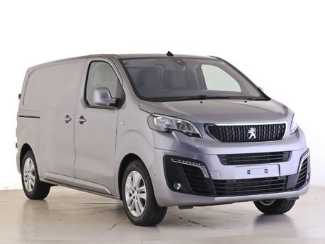 Peugeot Expert Standard 1200 100kW 75kWh Asphalt Van Auto