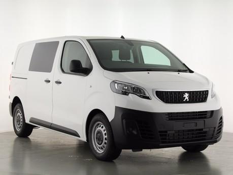 Peugeot Expert Standard 1400 2.0 BlueHDi 120 Professional Crew Van