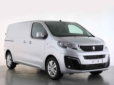 Peugeot Expert Standard 1200 2.0 BlueHDi 180 Asphalt Van EAT8