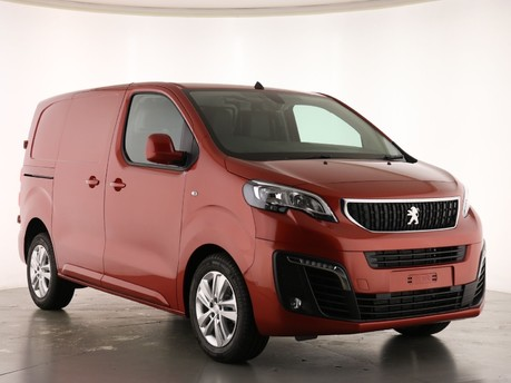 Peugeot Expert Standard 1400 2.0 BlueHDi 120 Asphalt Van