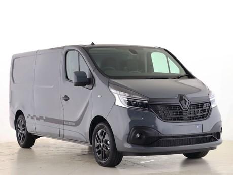 Renault Trafic LL30 ENERGY dCi 170 Black Edition Van EDC