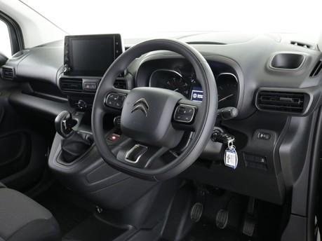 Citroen Berlingo M 1.5 BlueHDi 1000Kg Driver 100ps 8