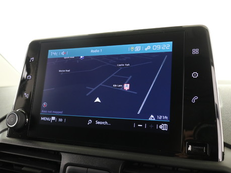 Citroen Berlingo XL 1.5 BlueHDi 950Kg Driver 100ps 8