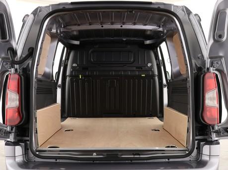 Peugeot Partner Long 950 1.5 BlueHDi 130 Asphalt Van EAT8 3