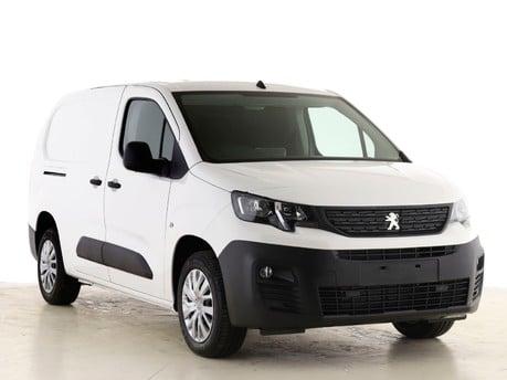 Peugeot Partner Long 950 1.5 BlueHDi 100 Professional Van 1