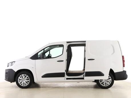 Peugeot Partner Long 950 1.5 BlueHDi 100 Professional Van 3