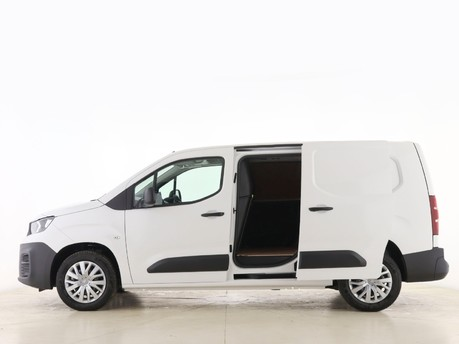 Peugeot Partner Long 950 1.5 BlueHDi 100 Professional Van 4