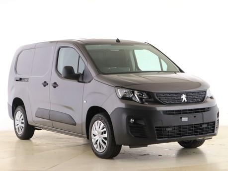 Peugeot Partner Long 950 1.5 BlueHDi 100 Professional Van