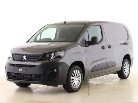 Peugeot Partner Long 950 1.5 BlueHDi 100 Professional Van 11