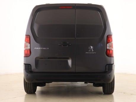 Peugeot Partner Standard 650 1.5 BlueHDi 75 Professional Van 7