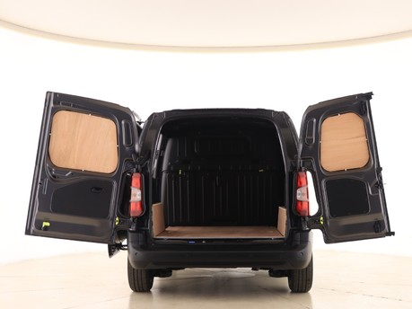 Peugeot Partner Standard 650 1.5 BlueHDi 75 Professional Van 8